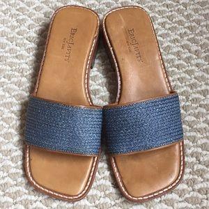 Eric Javits NY sandals, Italy